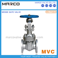Competitive price carbon or stainless steel bb bolted bonnet outside screw and yoke osy gate valve