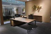 Fashion modern executive manager office desk(DIA-series)