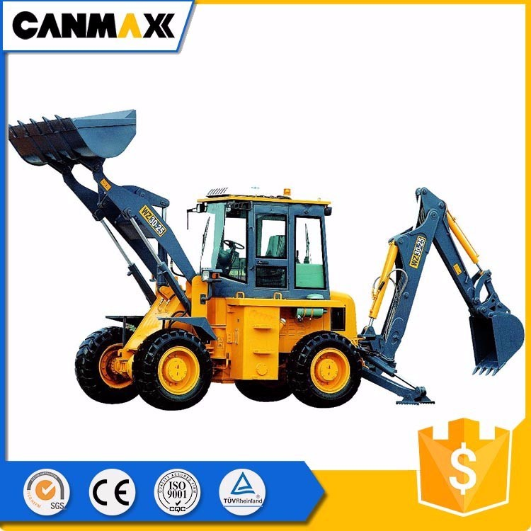 Chinese Famous Brand WZ30-25 Mini Backhoe Loader for sale