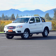 Diesel Pickup 4x4 Real Time JAC Double Cabin Pickup Trucks