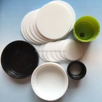 PE foam liner inserts for wine metal cap