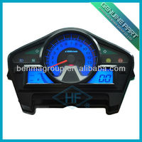 Digital meter for motorcycle