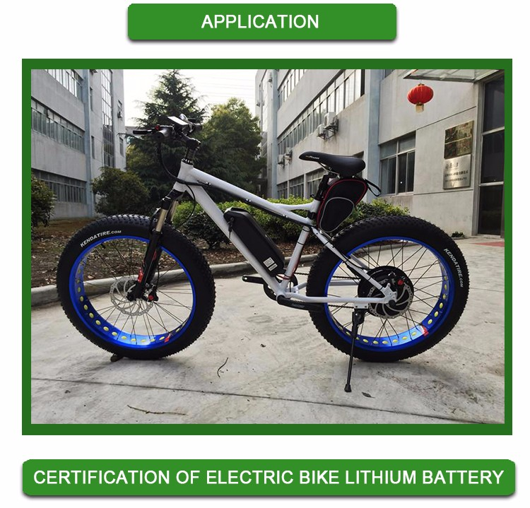 New design 48v 14ah lithium ion  battery  pack for electric bike made in China