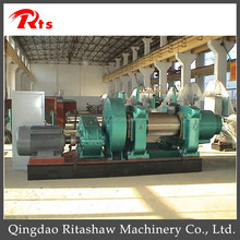 Old Tire Processing Plant & Reclaimed Rubber Making Machine