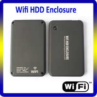 2.5 HDD Enclosure Hard Disk Case Wifi with Power Bank Function