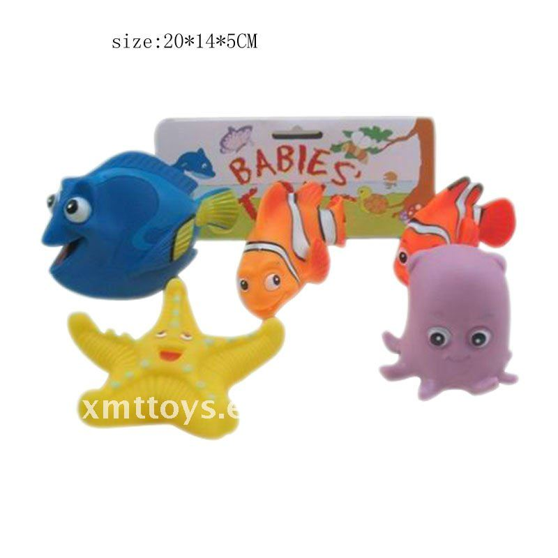 plastic starfish toy