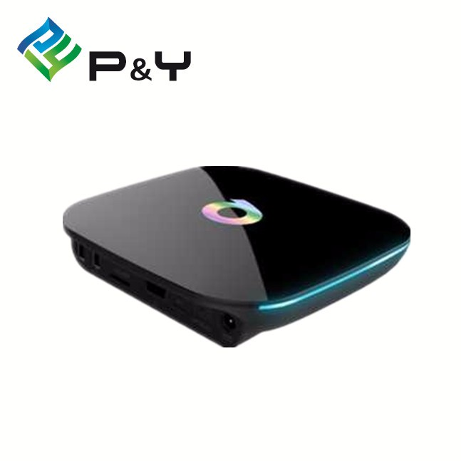 Factory Price android quad core tv box 4k amlogic s905 matricom g box qbox s905 tv box