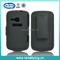 New arrival belt clip mobile phone cover for Samsung galaxy mini 2 S6500