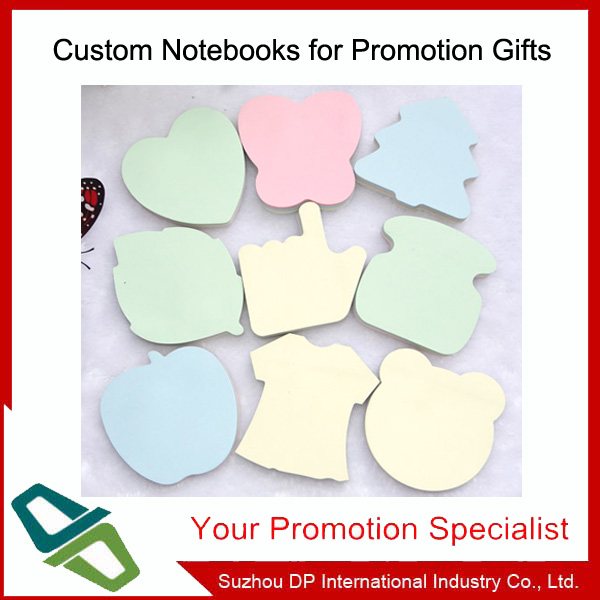 Fashion customized printed sticky note/sticky note pad/memo pad