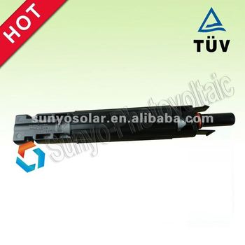 2 pollution degree Lower power loss waterproof solar connector electrical connector China