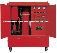 Transformer oil filtration/restoration set/regeneration machine