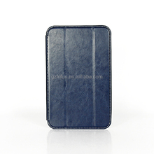 Full body protective tablet leather case for lenovo 7 inch A3500