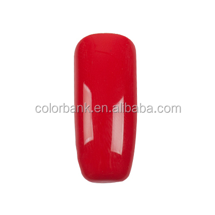 2017 ColorBank gel polish,cheap gel polish wholesale 8ml soak off gel nail polish