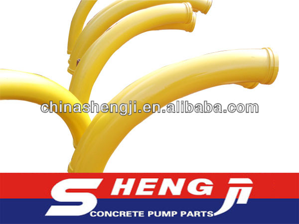 Schwing DN125/R275/945 degree Concrete Pump Siphon