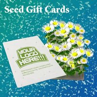 Seed Gift Card for Promotional Events