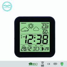 YD8222CE Decorative Table Digital Clock Small lcd