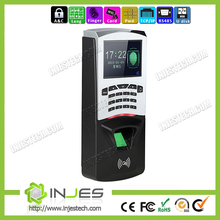 Network RFID Finger Door Access Control System Biometric