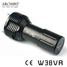 W38VR archon underwater 100 meters multification photography light