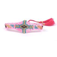 Wholosale Fashion Handmade Woven Loom Seed Bead Friendship Bracelets