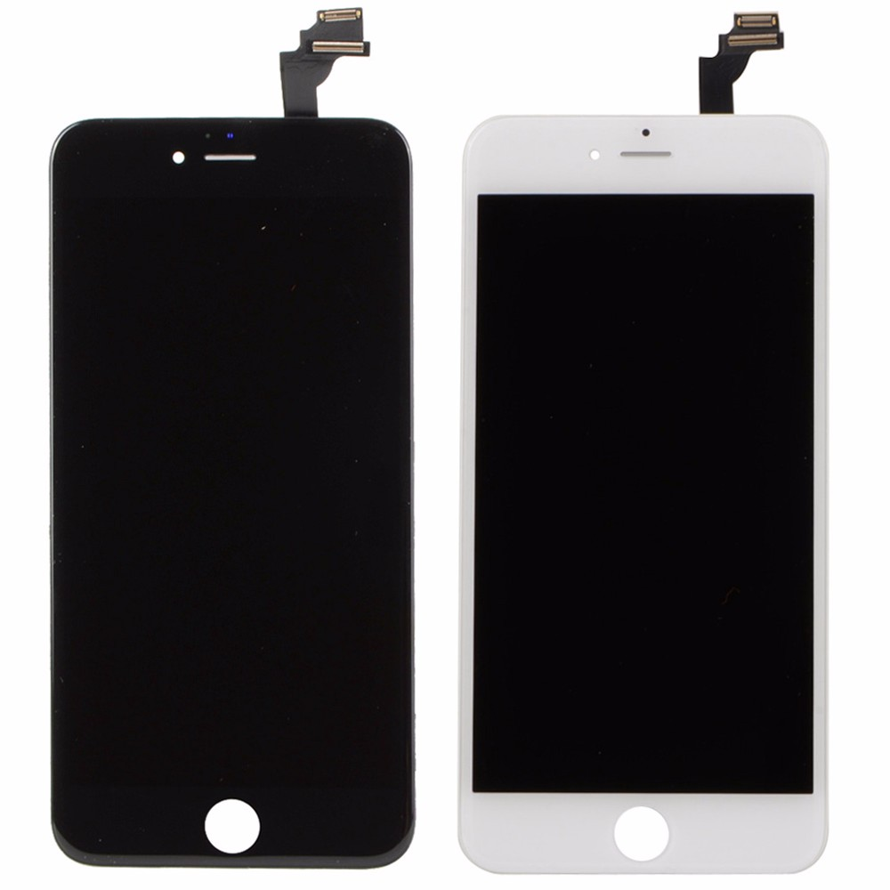 Brand new No dead pixel China copy lcd screen replacement for iphone 6 plus lcd complete for mobile parts