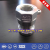 stainless steel Quick grooved coupler