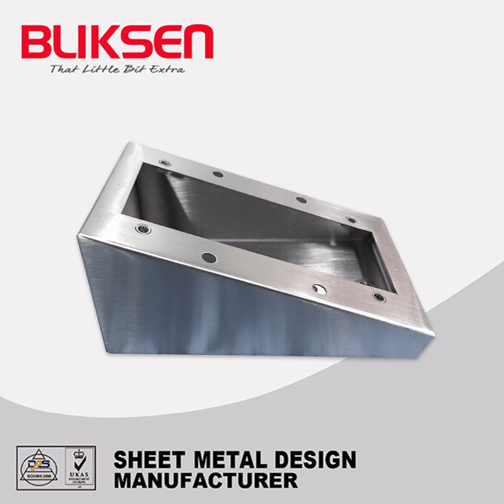 High-quality custom powder coating sheet metal