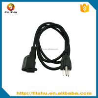 American Power Cord Extension us power cable with plug