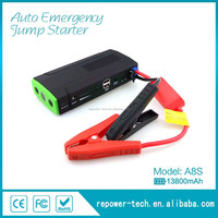 OEM/ODM Factory Supply Portable Car Power Bank Jump Starter