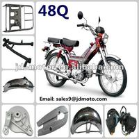 China 48Q moped parts