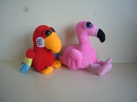 handmade operated flying big bird plush toys
