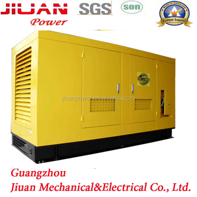 sale price for electric silent power diesel generator set 300kva diesel generator kirloskar diesel generator price list
