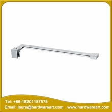 chrome Stainless Steel Bathroom Accessory OEM shower support bar