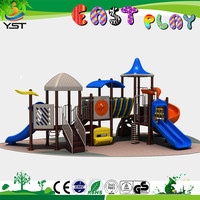 Made In China WenZhou EAST High Quality Factory Price Children Entertainment Amusement Park Equipment Outdoor Playground Equip