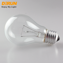 incandescent light bulb 100w e27