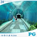 PG Acrylic Glass for Aquarium Tunnel Best Price
