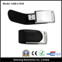 hot sale leather flash drive usb 8gb 16gb 32gb,creative leather usb flash drive PenDrive usb 2.0 3.0 stick Memory U Disk