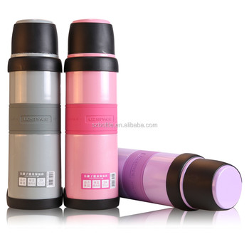 Austenite Stainless Steel double wall insulated Sports Water Bottle Vacuum colorful bottle
