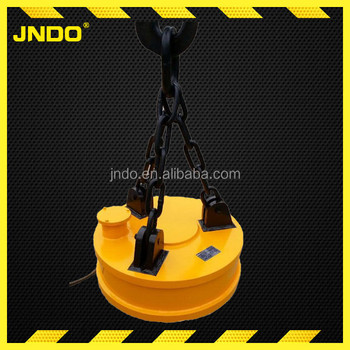 MW5 series high-frequency electro magnet lifter