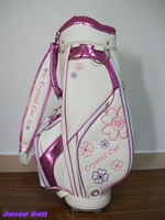 ladies golf bag golf caddie bag small cart bag