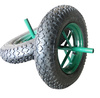 pneumatic tires rubber wheelbarrow and trolley wheel 3.50-8
