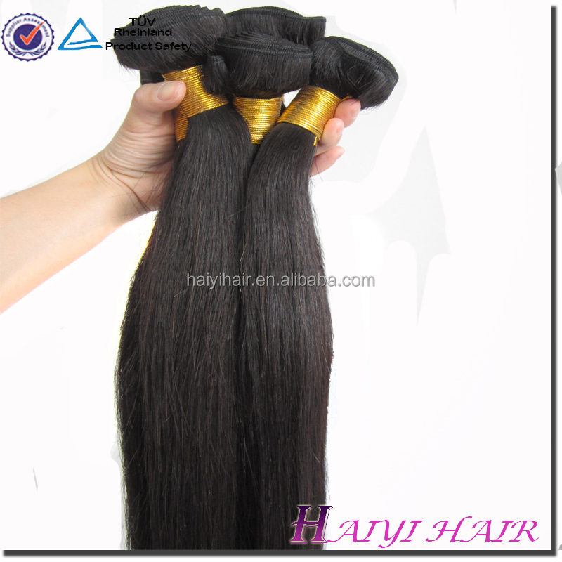 Unprocessed Natural Raw Virgin Cambodian Human Hair Straight Wavy Curly Manufacturer