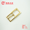 Gold Plated Metal Ladies Shoes Buckle