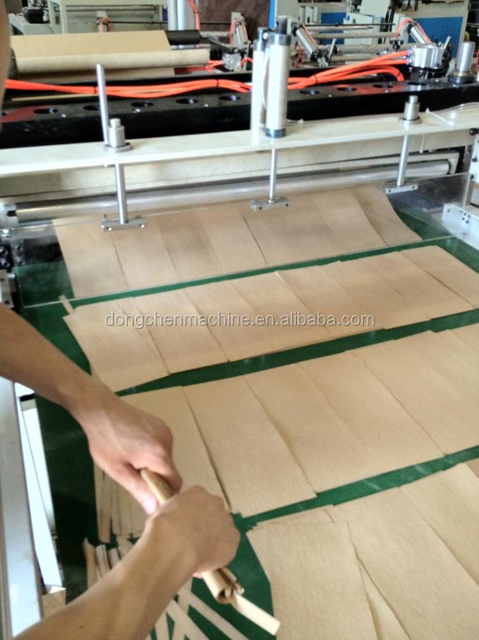 Wenzhou automatique Servo moteur rouleau de papier à feuilles Machine de découpe