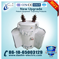 11kv 100kva Single Phase Power Oil Transformer with Copper Winding