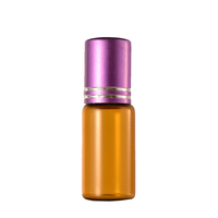 5Ml Amber Color Glass Vials For Medical