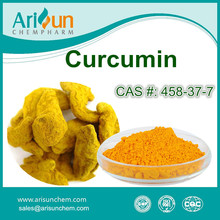 Factory Supply Best Sale Turmeric Curcumin Extract 95%-98%