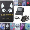Colorful printing Flip Leather Protetive Case Smart Cover For ipad mini 2 case cover