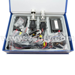 Best price xenon HID kits H4-3 moving xenon hid kits, 35W H4-3 xenon HID headlight kits ,35W slim H4-3 xenon HID kits