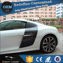 Luxury Auto Carbon R8 Door Fender for Audi R8 V8 V10