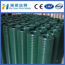 1x1 pvc coated welded wire mesh for fence with low price